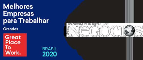 Melhores empresas para trabalhar - Brasil 2020